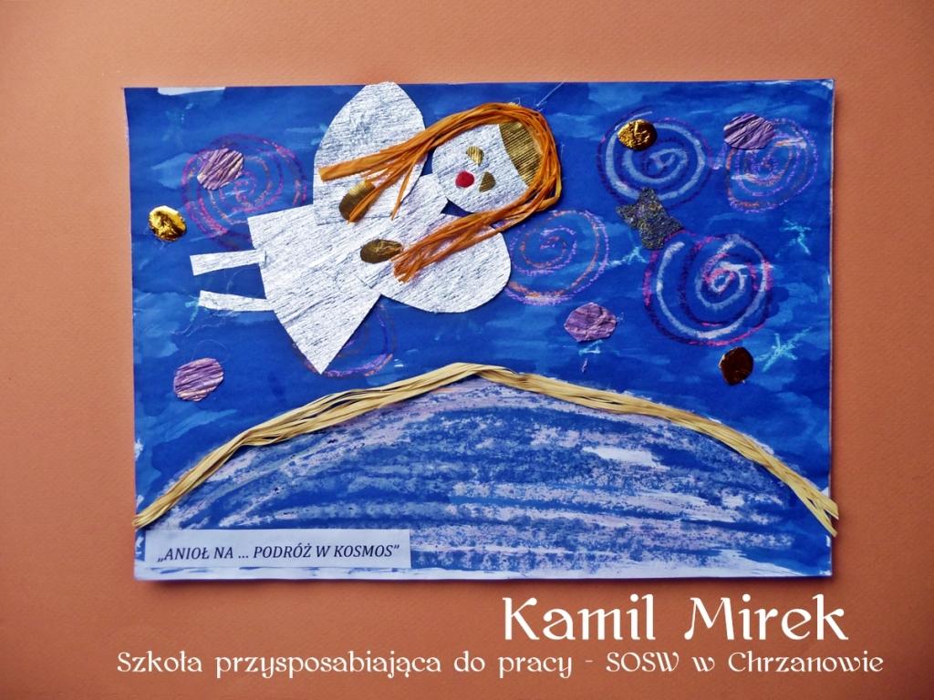 Kamili Mirek - I miejsce