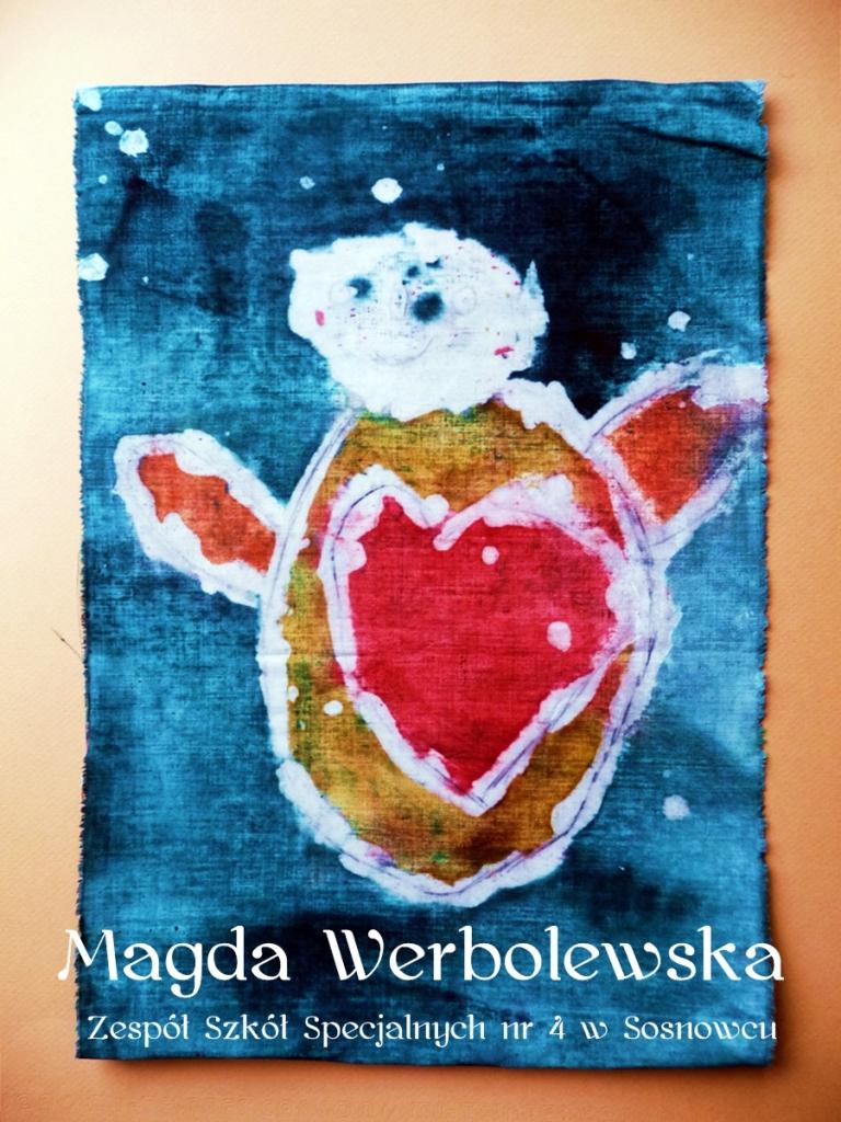 Magda Werbolewska - wyróżnienie
