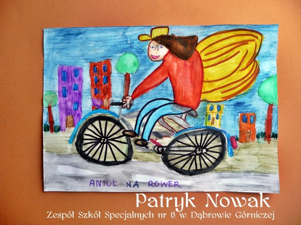 Patryk Nowak - wyróźnienie